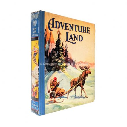 Adventure Land Annual 1928 D.C Thomson